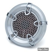 K - FILTRE A AIR KURYAKYN - UNIVERSEL - CRUSHER REVOLT AIR CLEANER- CHROME - 9618