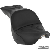 SELLE SADDLEMEN - EXPLORER G-TECH - GEL CHANNEL - KAWASAKI VN 900 VULCAN CLASSIC 06/13 - NOIR