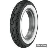 AR/16 - MT90 B16 - Pneu Dunlop D402 - Flancs blanc larges - 43125-94A