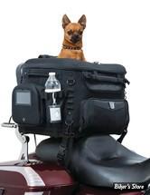 - SAC DE SELLE ET/OU DE SISSY BAR -  KURYAKYN - Pour animaux de compagnie - Grand Pet Palace - 44 litres - 5288