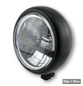 5 3/4 - PHARE LED - HIGHSIDER - Pecos Type 5 Headlamp - ECLAIRAGE LED - NOIR -