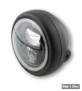 "5 3/4 - PHARE LED - HIGHSIDER - Pecos Type 7 Headlamp, 5 3/4"" - ECLAIRAGE LED - NOIR - MONTAGE LATERAL"