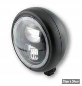 "5 3/4 - PHARE LED - HIGHSIDER - Pecos Type 7 Headlamp, 5 3/4"" - ECLAIRAGE LED - NOIR -"