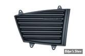 K - COUVERCLE KURYAKYN POUR HYPERCHARGER ES - Classic Faceplates for Hypercharger™ ES - NOIR - 9363