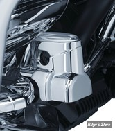 CACHES M/CYLINDRE DE FREIN ARRIERE - INDIAN - KURYAKYN - Rear Master Cylinder Cover for Indian - CHROME - 5180