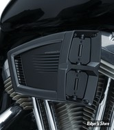 - FILTRE A AIR - KURYAKYN - TOURING 08/16 / FXDLS 16UP / SOFTAIL 16UP  - HYPERCHARGER ES - NOIR - 9357