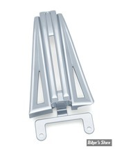 COUVRE REGULATEUR - TOURING 17UP - KURYAKYN - Precision™ Upper Frame Cover - CHROME - 6419