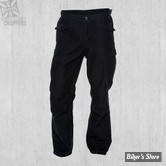 PANTALON - WEST COAST CHOPPERS - WCC - M65 - COULEUR : NOIR - TAILLE 5 / XL
