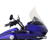 "PARE BRISE - KLOCK WERKS - FLARE WINDSHIELD - TOURING 98/13 - HAUTEUR : 14"" - COULEUR : TRANSPARENT"