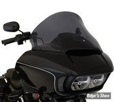 "PARE BRISE - KLOCK WERKS - FLARE WINDSHIELD - ROAD GLIDE 15UP - HAUTEUR : 15"" - COULEUR : FUME SOMBRE"