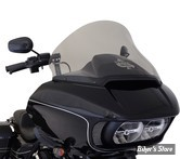"PARE BRISE - KLOCK WERKS - FLARE WINDSHIELD - ROAD GLIDE 15UP - HAUTEUR : 15"" - COULEUR : FUME"