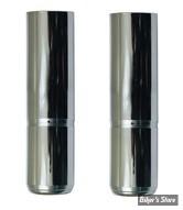 ECLATE N - PIECE N° 45 - TUBES DE FOURCHES CHROMES 41MM FL77/84 - 26 7/8 - MCS - SHOW CHROME