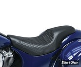 SELLE MUSTANG DUO - SHOPE SIGNATURE SERIES TRIPPER SEAT - INDIAN CHIEF 2014UP - 76308