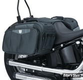 - SACOCHES CAVALIERES - KURYAKYN - Momentum Outrider Throw-over Saddlebags - 2 x 26 litres - 5209