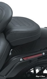 SELLE SOLO - SOFTAIL FXFB 18UP - MUSTANG - MAX PROFILE SOLO TOURING SEATS WITH REMOVABLE BACKREST : POUF - 79335
