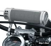 KIT AUDIO - KURYAKYN - Kuryakyn Road Thunder® Sound Bar Plus by MTX - 300W - COULEUR : ARGENT SATIN - 2719