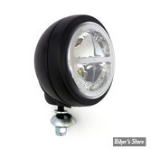 4 1/2 / PHARE A LED - SPOTLAMP - NOIR