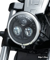 "5"" 3/4 - OPTIQUE LED - KURYAKYN - ORBIT 5 3/4"" LED HEADLIGHT - 2475"