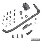 BEQUILLE - BIGTWIN 36/84 - OEM 50061-36 - REPLICA - LONGUEUR STANDARD - PARKERIZED - KIT COMPLET