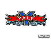 ECUSSON/PATCH - V-TWIN - YALE - LA PAIRE