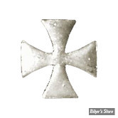PIN'S - MALTESE CROSS - ARGENT