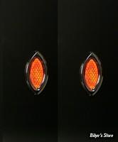 KW - FEUX AUXILIAIRE - KLOCK WERKS - CATEYE - COULEUR : ORANGE