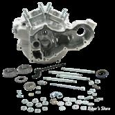 "ECLATE J - PIECE N° 19 - Carter moteur - PANHEAD 48/64 - ALESAGE : 3 7/16"" - S&S"