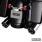 SILENCIEUX VANCE & HINES - OVERSIZED 450 SLIP-ONS - TOURING 95/16 - CHROME - 16549