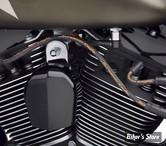 FILS DE BOUGIES SCREAMIN EAGLE - 31930-99C - DYNA 99UP - 10mm Phat Spark Plug Wires - NOIR