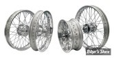 15 X 4.25 - 40R - ROUE ARRIERE MORAD / AKRONT - AVEC RAYONS INOX