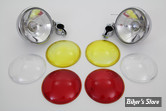 KIT FEUX ADDITIONNELS 6 VOLTS  - BIGWTIN 49/63 - SPOTLAMP KIT - 6 VOLTS
