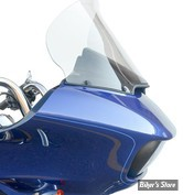 "PARE BRISE - KLOCK WERKS - FLARE WINDSHIELD - ROAD GLIDE 15UP - HAUTEUR : 15"" - COULEUR : TRANSPARENT"