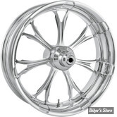 AR - 17 X 6.00 - ROUE PERFORMANCE MACHINE / ROLAND SANDS DESIGN - FXR 85/94 / DYNA 91/99 / SOFTAIL 86/99 - PARAMOUNT - CHROME