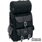 SAC DE SISSY BAR - SADDLEMEN - S3500 - DELUXE SISSY BAR BAG -
