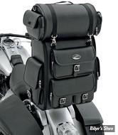 SAC DE SISSY BAR - SADDLEMEN - EX2200 - DELUXE SISSY BAR BAG -