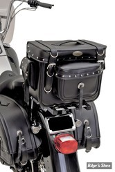 SAC DE SISSY BAR - ALL AMERICAN RIDER - BIKE PACK SISSY BAR BAG - AVEC RIVETS