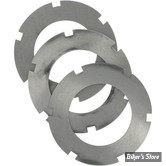ECLATE A - PIECE N° 07 - DISQUE LISSE D'EMBRAYAGE - 37975-41 - BT41/67 - DRAG SPECIALTIES - LE KIT