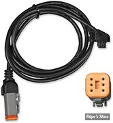 - POWERVISION DYNOJET : CABLE DE REMPLACEMENT 6 BROCHES - CABLE PV TO CAN - 76950346