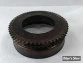 ECLATE A - PIECE N° 44 - CLOCHE POUR EMBRAYAGE - CLUTCH SHELL & SPROCKET 59T - OEM 37695-41 / 2039-41A