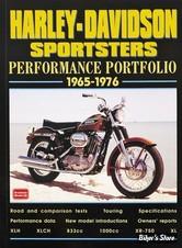 PERFORMANCE - BOOK PORTFOLIO SPORTSTER 65/76
