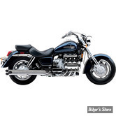 ECHAPPEMENT COBRA - 6EN6 - HONDA VALKYRIE - CHROME