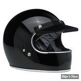 BILTWELL - CASQUE JET - BILTWELL - A - VISIERE MOTO VISOR - COULEUR : NOIR