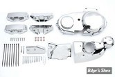 KIT D'HABILLAGE MOTEUR - SPORTSTER 91/03 - CHROME - V-TWIN