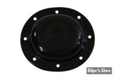 COUVERCLE D EMBRAYAGE - BIG TWIN 36/64 - Replica Dimple Steel Derby Cover Black - NOIR