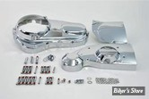 KIT D'HABILLAGE DE CARTER - SPORTSTER 04up - CHROME - V-TWIN