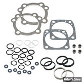 "KIT JOINTS HAUT MOTEUR S&S  - 84/99 - ALESAGE : 3 1/2"" - S&S TOP END GASKET SET - 90-9507"