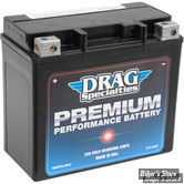 BATTERIE - 65991-82B - DRAG SPECIALTIES - PREMIUM PERFORMANCE - AGM / GEL