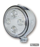 5 3/4 - PHARE LED - ATLANTA - CHROME