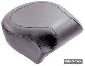 "SELLE MUSTANG - VINTAGE SOLO - 16.5"" - AVEC DOSSIER : POUF PASSAGER - WIDE 12.5"""