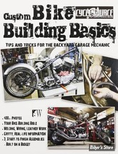 CUSTOM - BIKE BUILDING BASICS